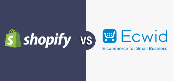 Ecwid Vs Shopify - Which Is Better?
