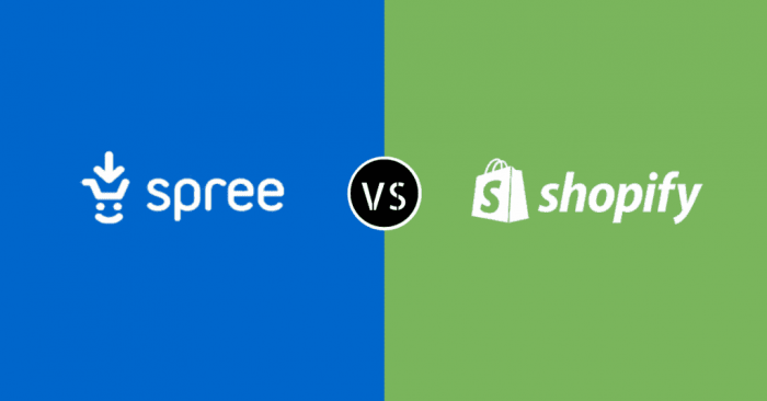 Spree Vs Shopify - Which Is Better?