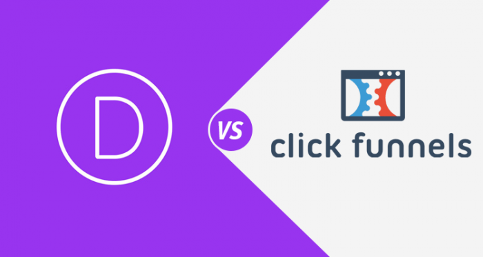 Divi Vs ClickFunnels - Which Is Better?