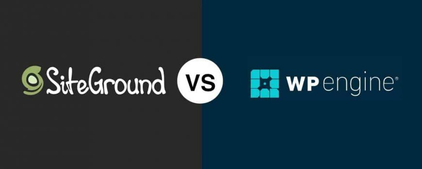 WP Engine Vs Siteground - Which Is Better?