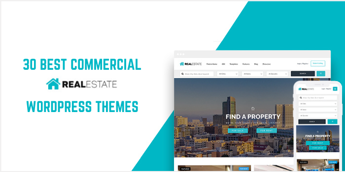 Best Commercial Real Estate WordPress Themes (2)