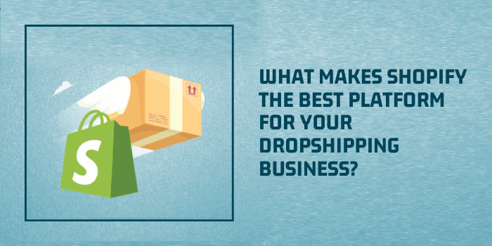 What Makes Shopify The Best Platform For Your Dropshipping Business?