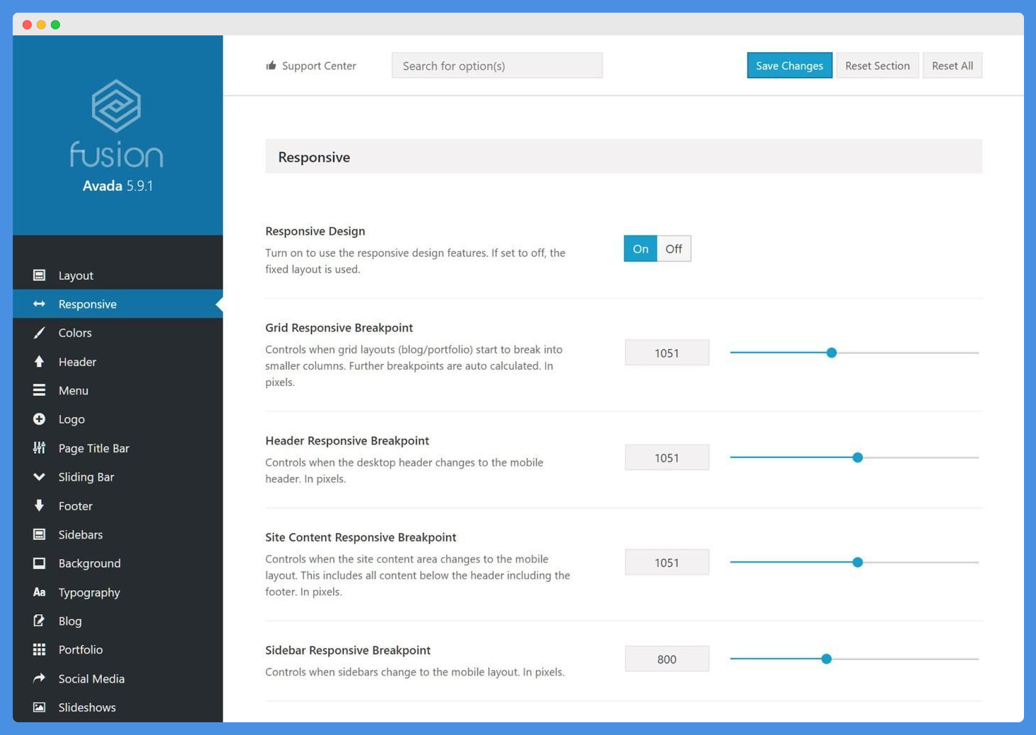Responsive Breakpoints - ThemeFusion | Avada Website Builder