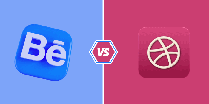 Behance Vs Dribbble — Which Is Better