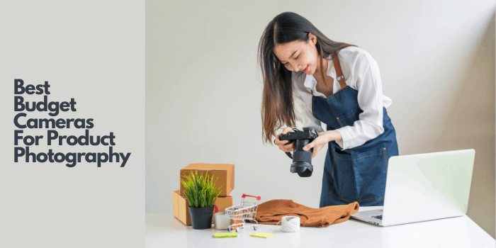 Best Budget Cameras For Product Photography